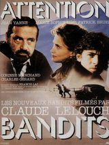 Affiche Attention bandits !