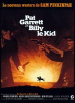 Affiche Pat Garrett et Billy le Kid