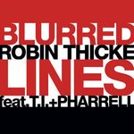 Pochette Blurred Lines (feat. T.I. & Pharrell)