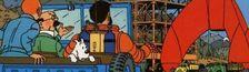 Cover Les meilleurs albums de Tintin