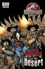 Couverture Jurassic Park : Devils in the Desert