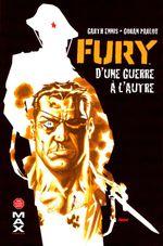 Couverture D'une Guerre à l'Autre - Fury (Max), tome 1