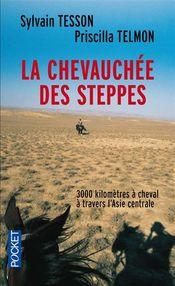 Couverture La Chevauchée des steppes