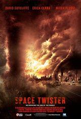 Affiche Super Cyclone, la tornade de l'apocalypse