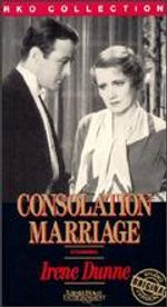 Affiche Consolation Marriage