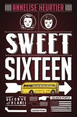 Couverture Sweet sixteen