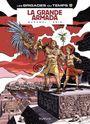 Couverture La Grande Armada - Les Brigades du temps, tome 2