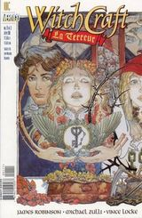 Couverture La Terreur - WitchCraft, tome 2