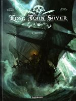 Couverture Neptune - Long John Silver, tome 2