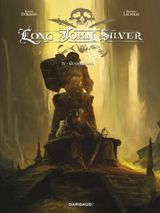 Couverture Guyanacapac - Long John Silver, tome 4