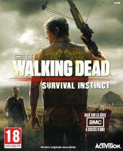 Jaquette The Walking Dead: Survival Instinct