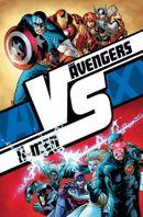 Couverture Avengers Vs. X-Men: Versus