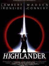 Affiche Highlander : Le Retour