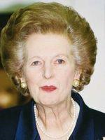 Photo Margaret Thatcher