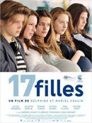 Affiche 17 filles