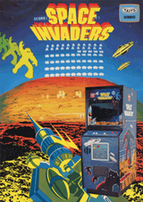Jaquette Space Invaders