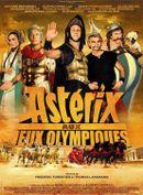 Affiche Astérix aux Jeux olympiques