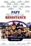 Affiche Papy fait de la résistance