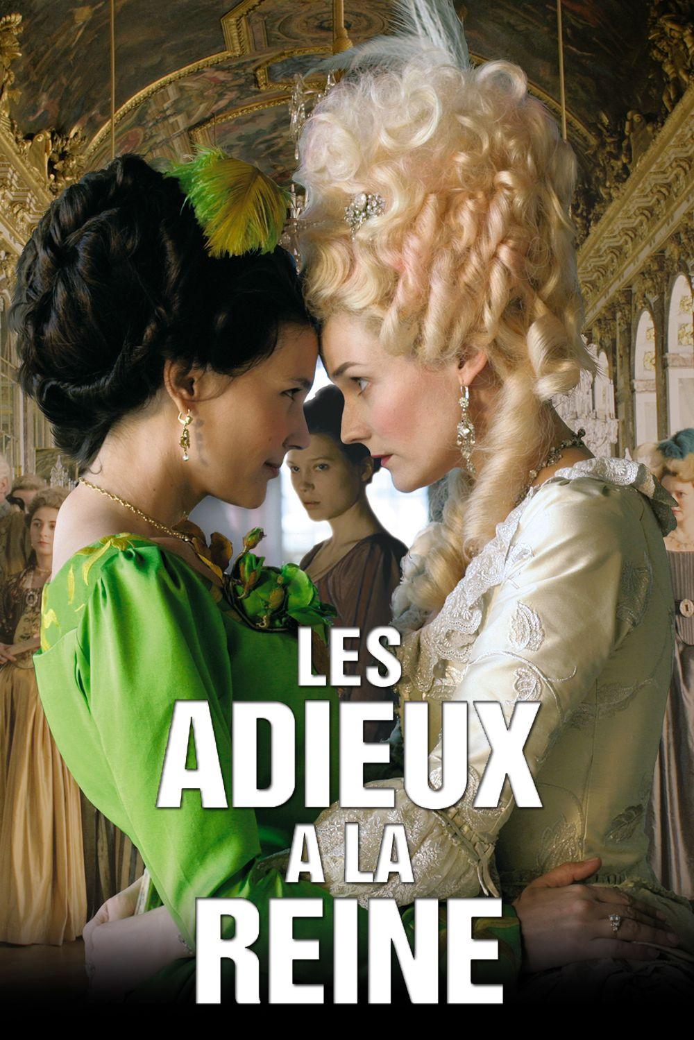 Kraliçe'nin Vedası (Les Adieux à la reine) Türkçe dublaj ...