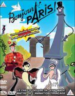 Affiche Bonjour Paris ! ou La tour prend garde