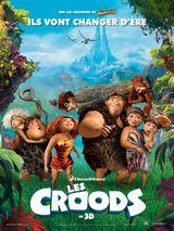Affiche Les Croods