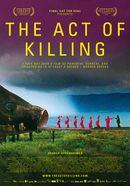 Affiche The Act of Killing - L'Acte de tuer