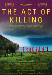 Affiche The Act of Killing