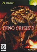 Jaquette Dino Crisis 3