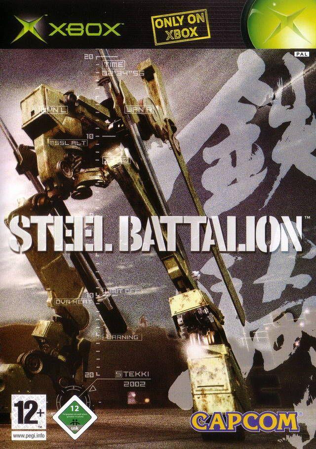 Les tanks dans les jeux vidéos Steel_Battalion