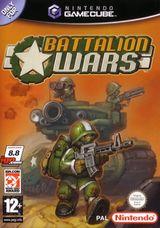 Jaquette Battalion Wars