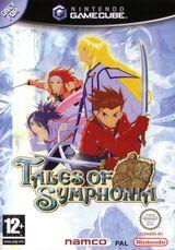 Jaquette Tales of Symphonia