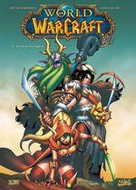 Couverture En terre étrangère - World of Warcraft, tome 1
