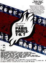 Affiche Paris brûle-t-il ?