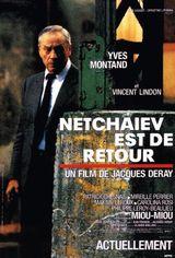 Affiche Netchaïev est de retour