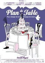 Affiche Plan de table