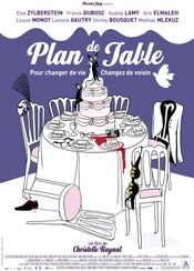 Affiche Plan de table