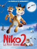 Affiche Niko, le petit renne 2