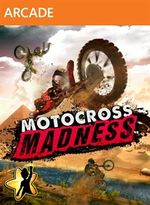 Jaquette Motocross Madness