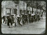 Affiche Coolies à Saïgon