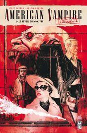Couverture Le Réveil du monstre - American Vampire Legacy, tome 2