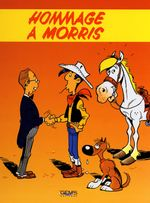 Couverture Hommage à Morris