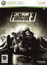 Jaquette Fallout 3