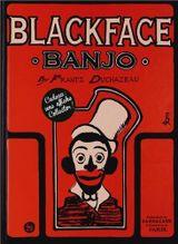 Couverture BLACKFACE BANJO