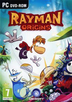 Jaquette Rayman Origins