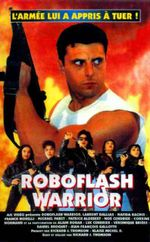 Affiche Roboflash Warrior