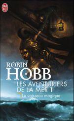 Couverture Le Vaisseau magique - Les Aventuriers de la mer, tome 1