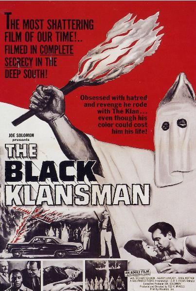 Black Klansman for kids