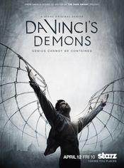 Affiche Da Vinci's Demons