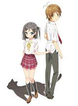 Affiche Hentai Ouji to Warawanai Neko.