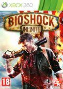 Jaquette BioShock Infinite